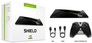 NVIDIA Shield Android TV Box 16GB with Controller 4K Ultra HD Streaming - Grade A+ Retail Boxed £124.99 @ StudentComputers