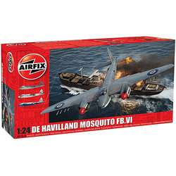 Airfix (and other brands) 15% extra discount code PRIMEDAY  eg Mosquito 1 /24 Half price less 15% now £70.15 & Free delivery @ Jadlamracing