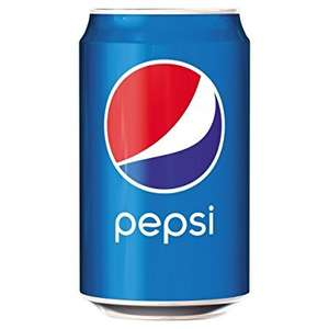 12 x 330 ml pepsi cans - £3 instore @ Tesco extra Poole