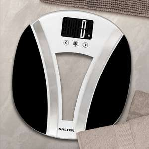 Salter Curve Body Analyser Pro Bathroom Scale £23.84 delivered using voucher @ Amazon