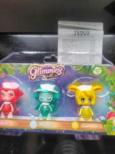 Glimmies instore @ Tesco St Helens - £2.00