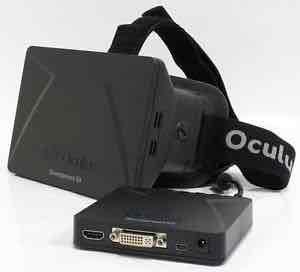 Oculus Rift DK1 Headset (ExperTech eBay Store)