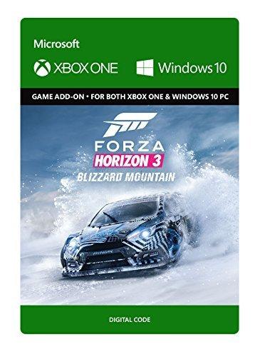 [Xbox One- Forza Horizon 3] Blizzard Mountain - £7.99/Hot Wheels Expansion - £9.49 (Amazon (Prime Only))
