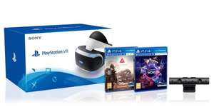 Sony PlayStation VR + Farpoint + VR Worlds + Camera £339.99 @ Amazon