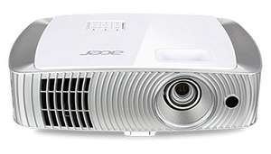 Acer H7550BD 1080p DLP 3D Home Cinema Projector - White/Silver for £419 @ Amazon - prime exlusive