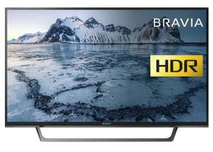 Prime Day Deal: Sony Bravia KDL49WE663 (49-Inch) Premium Full HD HDR TV (X-Reality PRO, Triluminos Display) - Black (2017 Model) £479 @ Amazon
