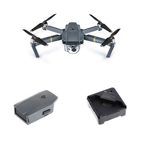 DJI Mavic Pro Drone and Accessories Bundle £970 prime exclusive / Amazon