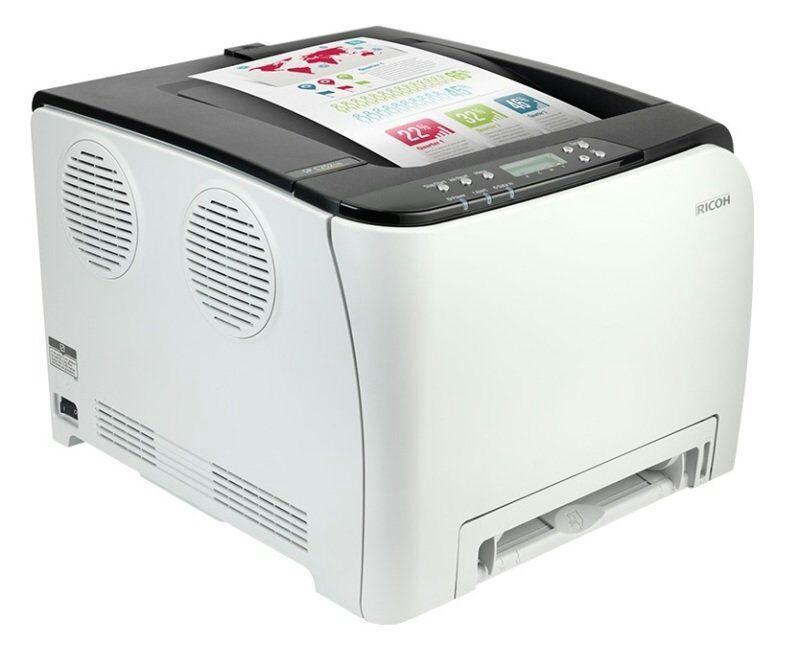 Ricoh Aficio SP C250DNW A4 Wireless Colour Laser Printer £49.99 @ Ebuyer