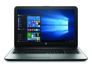 "HP 15.6"" Core i5 laptop (8GB RAM, 1TB HDD, Windows 10) Turbo silver £439.99 @ Amazon Prime Day Deal"