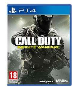 COD Infinite Warfare (PS4) £7.99 @ Amazon Prime Day