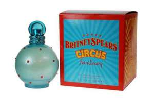 Britney Spears Circus 100ml Eau de Parfum. £14.61 delivered! Use code AMAZING17 @ the fragrance shop