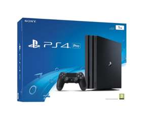 Sony PlayStation 4 Pro 1TB (Used - Very Good) - £254.91 / £260.34 (Like New) - Amazon Warehouse (Prime)