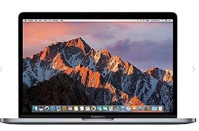 Apple MacBook Pro 13.3 i5 2.9 TouchBar Space Grey 256GB SSD 8GB RAM Sealed New £698 @  millraceit / Ebay