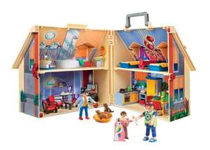 Prime Day DEAL: Playmobil 5167 Take Along Dollshouse RRP 29.99 £14.99 @ Amazon