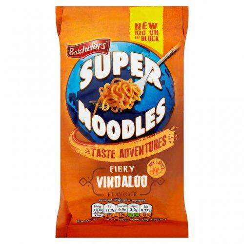 Batchelors Super Noodles Vindaloo - 50p at Tesco and Morrisons