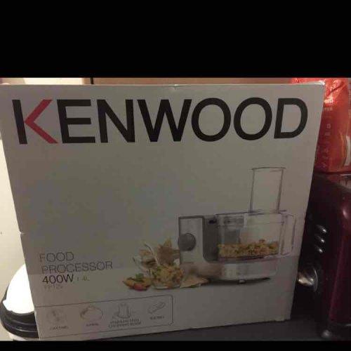 kenwood food processor instore at Tesco (Addlestone) for £9