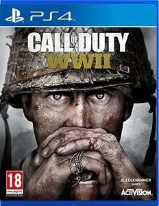 Call of duty WWII £35.99 using STUDENT10 on Amazon (Student accounts only)