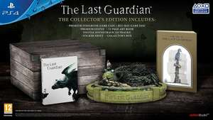 The Last Guardian Collector's Edition (Used-Factory Sealed) £44.02 @ Amazon Warehouse (Used - Very Good)