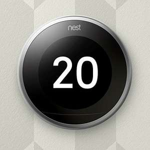 Nest Learning Thermostat, 3rd Generation ( Amazon Prime )£134.99