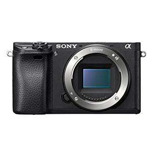 Sony ILCE6300B Compact System Camera (24.2 MP, APS-C Image Sensor) Body Only - Black £674 @ Amazon