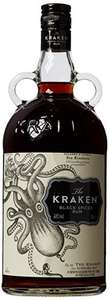 Kraken Black Spiced Rum 1l £23 - Amazon Prime