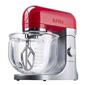 Kenwood kMix Stand Mixer, 5 L - Red £118.99 @ Amazon prime