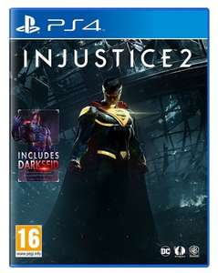 Injustice 2 (PS4/XB1) £29.99 @ Amazon Prime Day