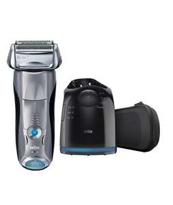 BRAUN SERIES 7 790 Shaver with cleaning station £84.99 Amazon prime day