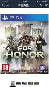 For Honor (PS4/XB1) £19.99 @ Amazon Prime Day