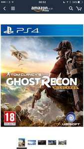 Tom Clancy's Ghost Recon: Wildlands (PS4/XB1) @ Amazon Prime Day
