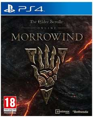 The Elder Scrolls Online: Morrowind (PS4/XB1) £22.99 @ Amazon Prime Day
