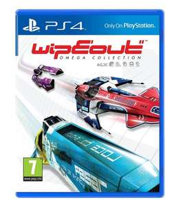 WipEout: Omega Collection (PS4) £19.99 @ Amazon Prime