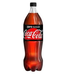 Coca Cola Zero and Coca Cola Cherry 1.75L 1p @ Amazon Fresh