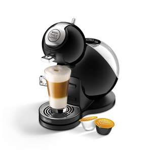 NESCAFÉ Dolce Gusto Melody 3 Coffee Machine by De'Longhi - Black £25.99 @ AMAZON Prime