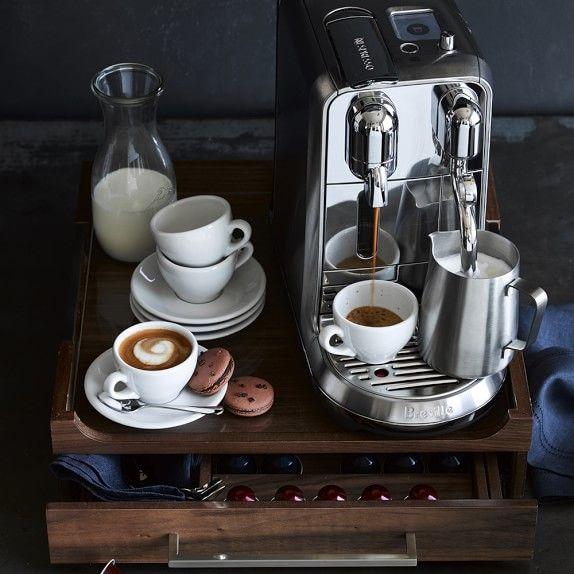 Creastia Nespresso machines 10% off  in a flash sale on the Debenhams website - from £360