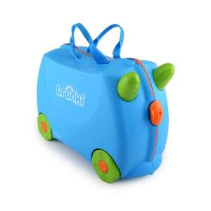 Trunki Ride-on Suitcase - Terrance (Blue) Amazon Prime £22.49