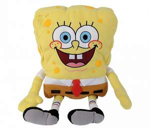 Large 70cm Spongebob Squarepants Plush £5.99 @ Home Bargains