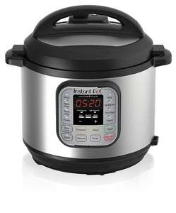 Instant Pot Duo V2 8L Electric Pressure Cooker £79.95 Amazon Prime