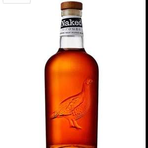 Naked grouse Blended Scotch Whisky, 70 cl £17.00 - Amazon Prime