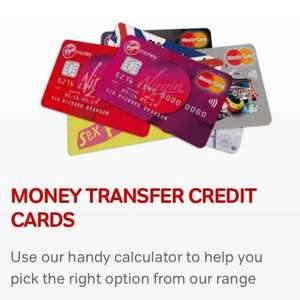 virgin credit card balance transfer 30 months at 0% with 0.55% fee