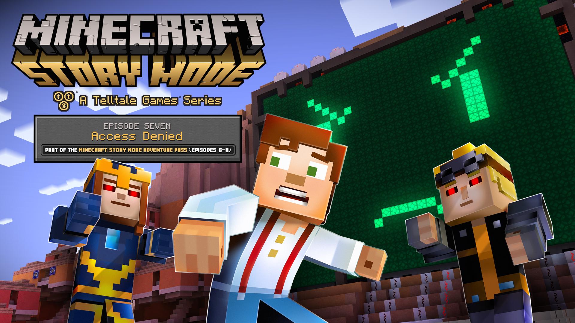 Minecraft: Story Mode - Adventure Pass £2.75 (PC/Mac) @ GamersGate