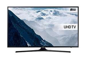 Samsung UE40KU6000k 40-inch 4K Ultra HD Smart TV - £348.23 (Reg price £439) - Amazon Prime lightning deal