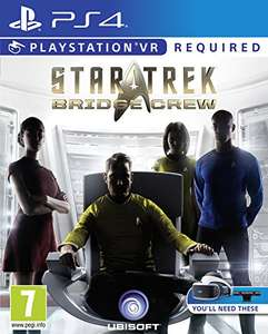 Star Trek: Bridge Crew (PSVR) £25.99  @ Amazon (Prime Day)