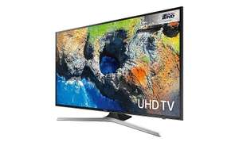 """Samsung MU6100 50"""" 4K Ultra HD HDR Smart TV £519.96 Delivered @ eBuyer"""