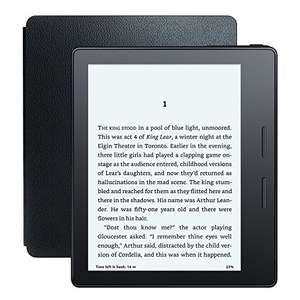 kindle oasis 3G black (Used - Like New) @ Amazon Warehouse Prime - £233 bargain