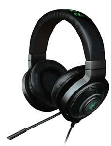 Razer Kraken 7.1 Chroma Gaming Headset with Sound and USB Gaming Headset (7.1 Surround Sound with Retractable Digital Microphone and Chroma Lighting) were £99.99 now £59.98 @ Amazon (Prime)