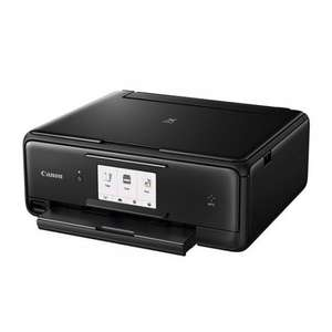 Canon PIXMA TS8050 All-In-One Inkjet Colour Printer £119.99 Amazon Prime Lightning Deal (£89.99 after Canon Cashback)