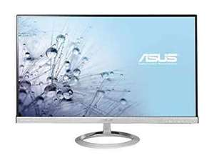 Asus MX279H 27 inch Widescreen AH-IPS Multimedia Monitor (1920 x 1080, 5 ms, 2x HDMI, VGA, 178 Degree Wide-View Angle, Asus SonicMaster Technology) £193.99  @ Amazon Prime deal