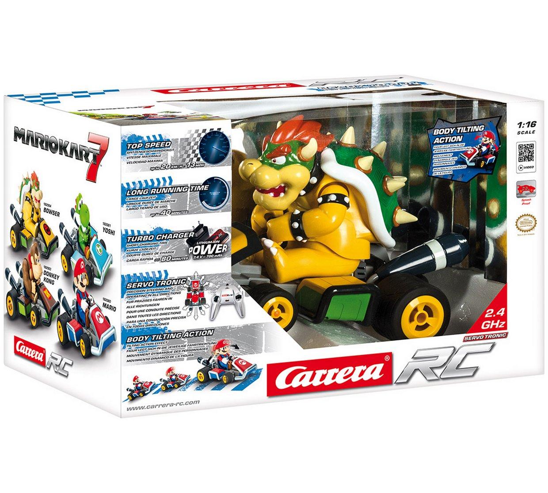 Bowser Mario Kart 7 Rc controlled Kart £44.99 at Argos