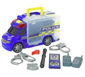 Chad Valley Police Car And Roleplay Set - £6.99 Free C&C @ Argos